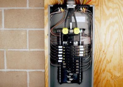 panel box one - New York Electrical Inspection Agency