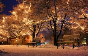 Requirements for Temporary Holiday Lights